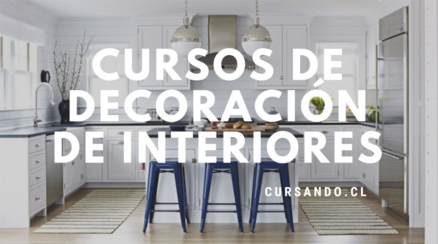 D nde estudiar decoraci n de interiores en chile for Diseno y decoracion de interiores gratis