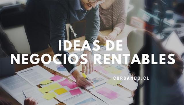 21 Ideas De Negocios Rentables Para Emprendimientos En Chile