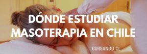 estudiar masoterapia en chile