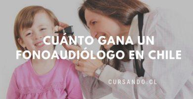 sueldos fonoaudiologia