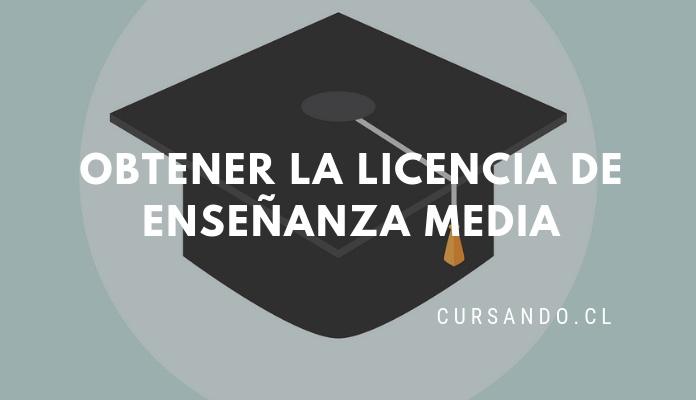 licencia enseñanza media