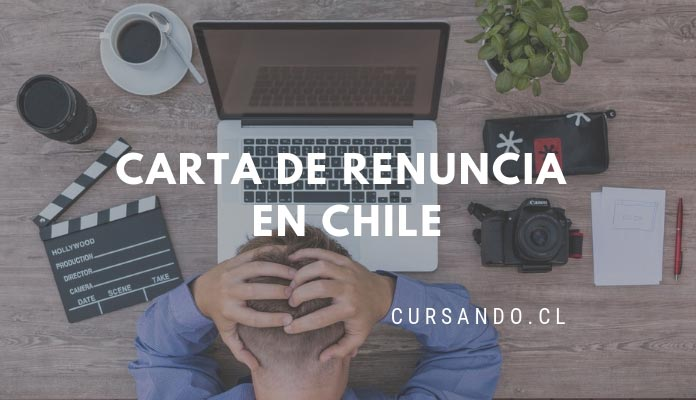 Carta De Renuncia En Chile Modelos Formatos Y Ejemplos