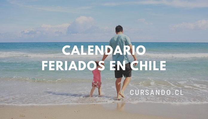 Calendario Chile 2019 Con Feriados.Feriados En Chile 2019 Calendario De Fines De Semana Largo