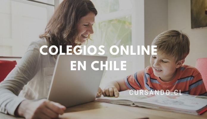 colegios online chile