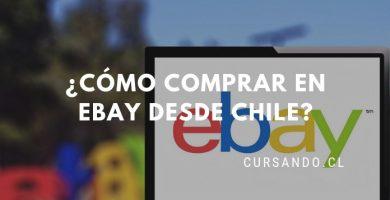como comprar en ebay desde chile