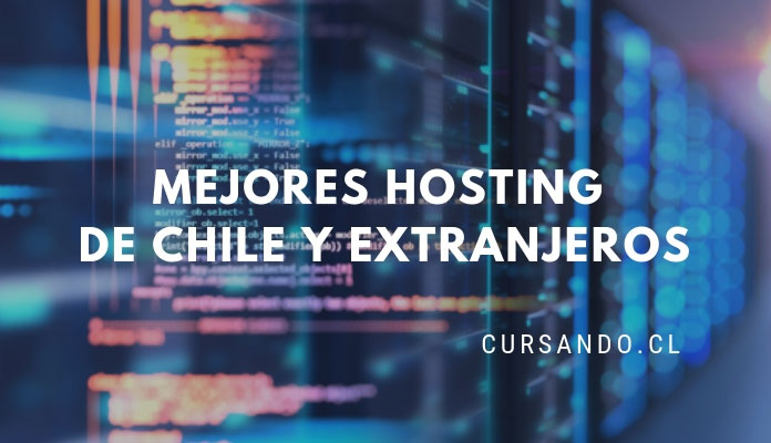 mejores hosting chile