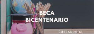beca bicentenario
