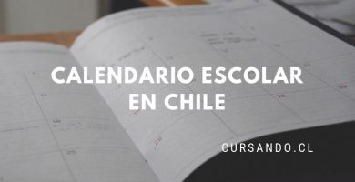 calendario escolar chile mineduc