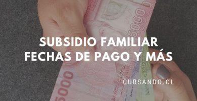 subsidio familiar chile