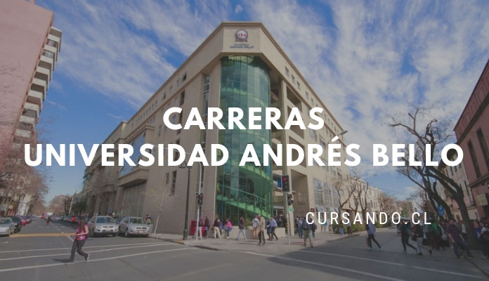 universidad andres bello carreras