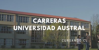 universidad austral chile carreras