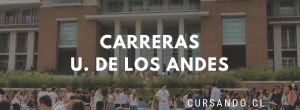 universidad de los andes carreras