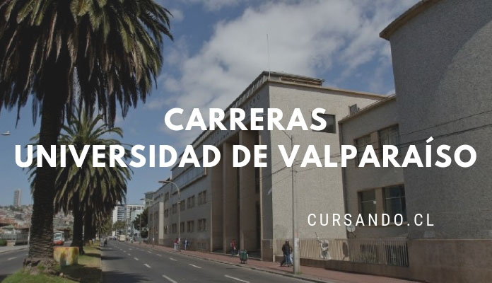 universidad de valparaiso carreras