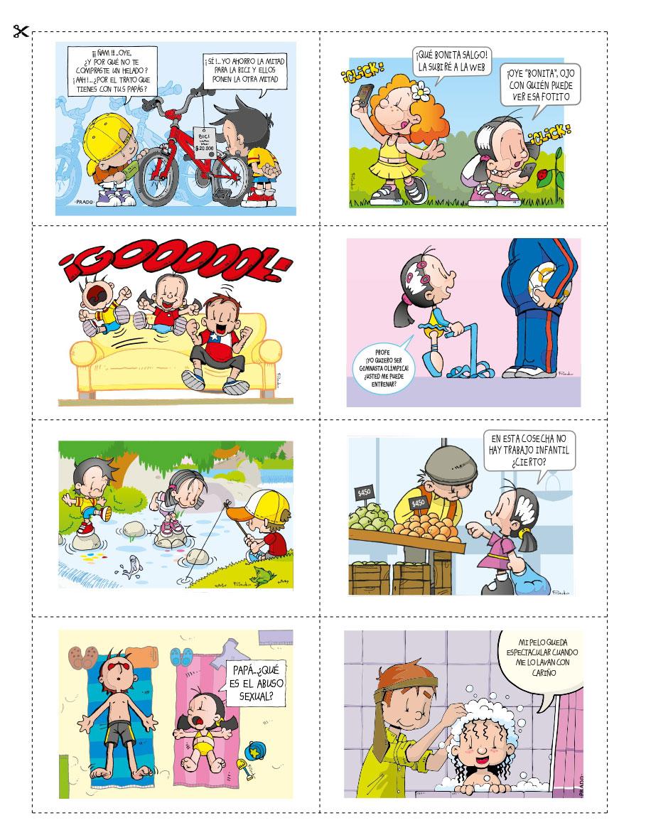 cuentos infantiles para colorear y leer gratis